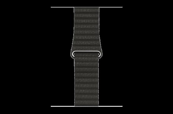 watchband-houtkoolgrijs-leer-medium-42mm.png