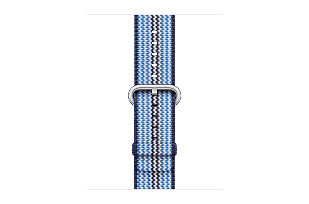 watchband-middernachtblauw gestreept-geweven-38mm.png