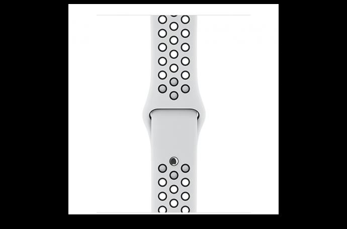watchband-platinium zwart-nike sport-38mm.png