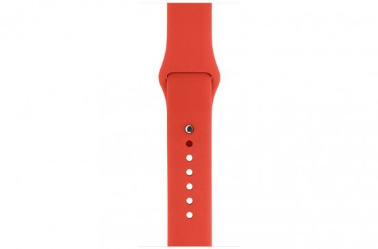 Apple Watch 38mm Bracelet sport - Orange