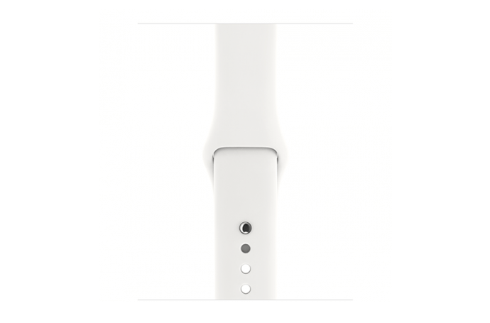watchband-zacht wit-42mm.png