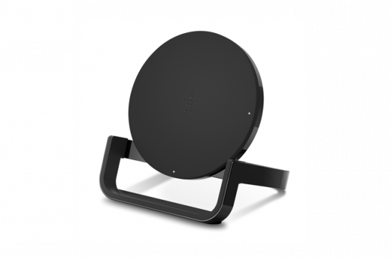 Belkin QI Boostup Wireless Charging Stand 10W Black.png