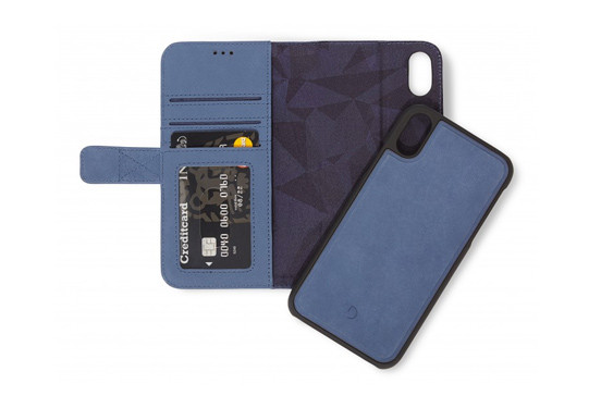 buy popular f74fe a6b9e Decoded Detachable Wallet voor iPhone Xs/X - Light Blue — Lab9 ...