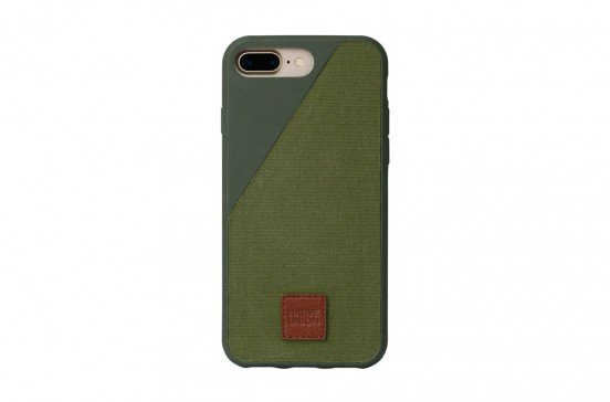 EOL Native Union Clic 360 for iPhone 7 Plus - Olive