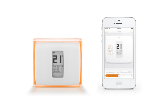 Netatmo Smart Thermostat (by Starck)