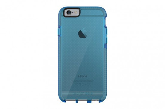 Tech21 Evo Mesh for iPhone 6/6s - Blue/Grey