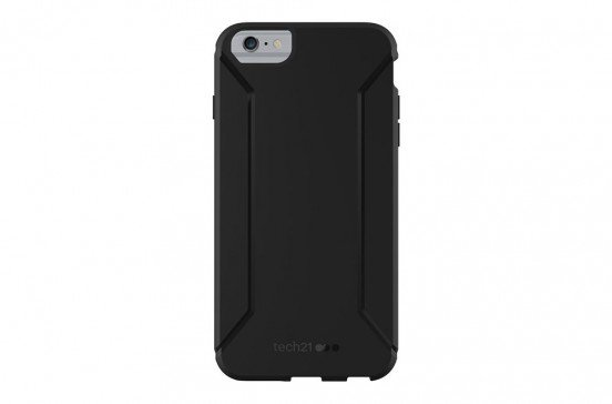 Tech21 Evo Tactical for iPhone 6/6s Plus - Black