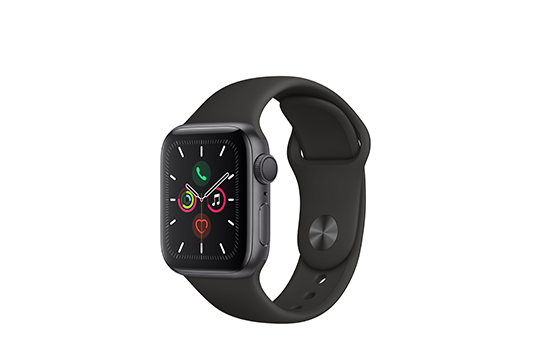 WatchSeries5-40mm-AluminumSpaceGrey-SportBand-Black-01.png