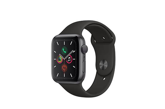 WatchSeries5-44mm-AluminumSpaceGrey-SportBand-Black-01.png