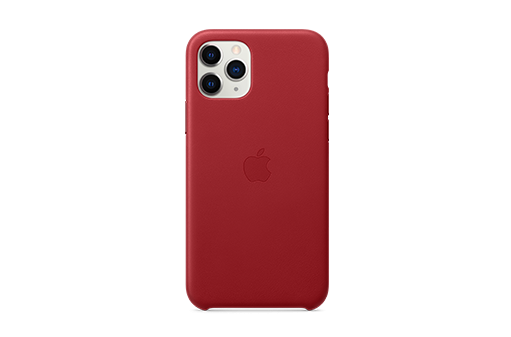 Apple-iPhone-11Pro-Red-Leather-Case-1.png