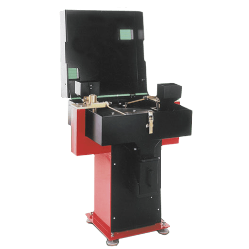 EN 1097-8 abrasion machine
