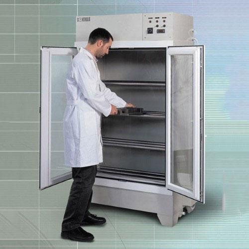 Curacem, Cement curing cabinet ASTM C109 | ASTM C511 | EN 196-8 | EN 196-1 | EN ISO 679