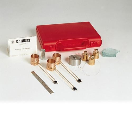 Le Chatelier moulds EN 196-3