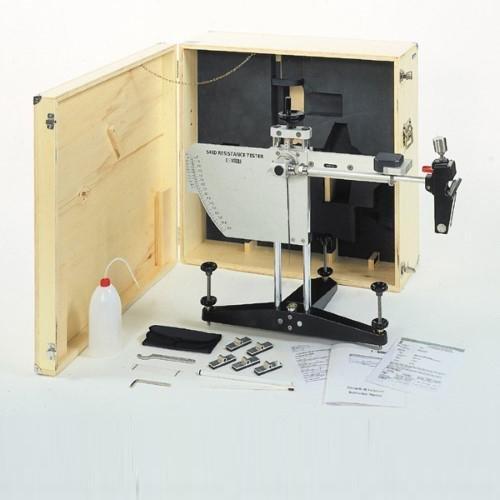 Stroefheid -en wrijvingsmeter EN 1341 | EN 1342 | EN 1338 | EN 1097-8 | ASTM E303 | EN 13036-4 skid resistance and friction tester