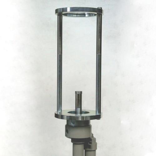 Bodem extruder, manueel ASTM D1883 | ASTM D698 | BS 598:107 | BS 1377:4 | BS 1924:2 | ASTM D1587 soil extruder hand operated