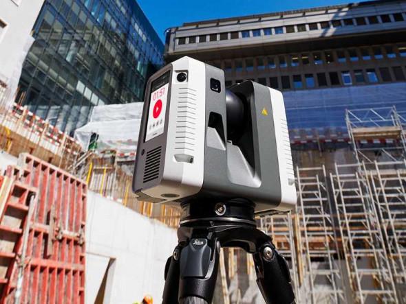 Leica-RTC360.jpg - Leica RTC360 Solution de capture de la réalité 3D 60 - Scanning