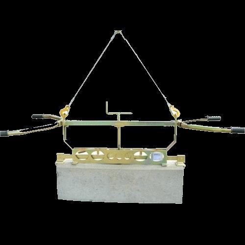 Boordsteenklem Lockit - Boordsteenklem 58 - klein materiaal