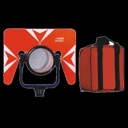 Enkel rond prisma kantel - Prisme et porte prisme 44 - TS et GPS
