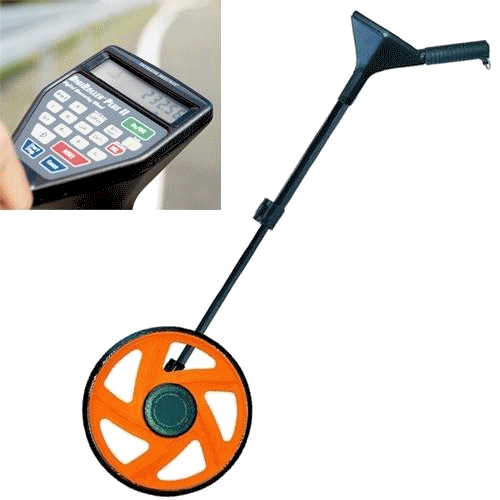 Fennel ME 100 meetwiel - Équipement de mesure 48 - équipement de mesure