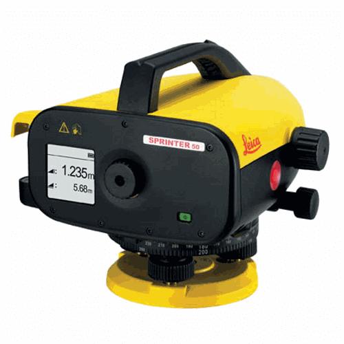 Leica Sprinter 50_1 - Digitaal waterpastoestel Leica Sprinter 50 38 - optische toestellen