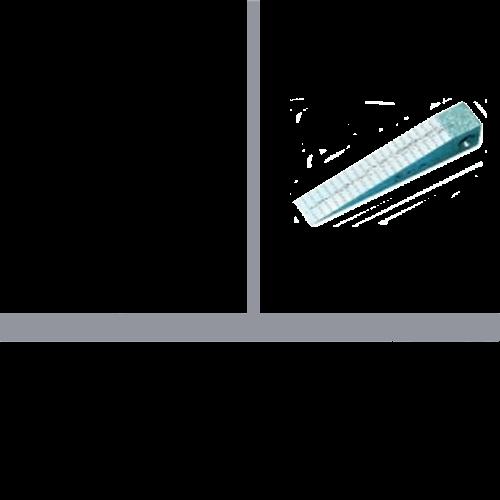 Rijlat_spie - Rijlat - spie 58 - klein materiaal