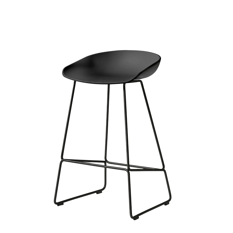 AAS38 H65 Stainless Steel Base black_HAY_Livingdesign.jpg