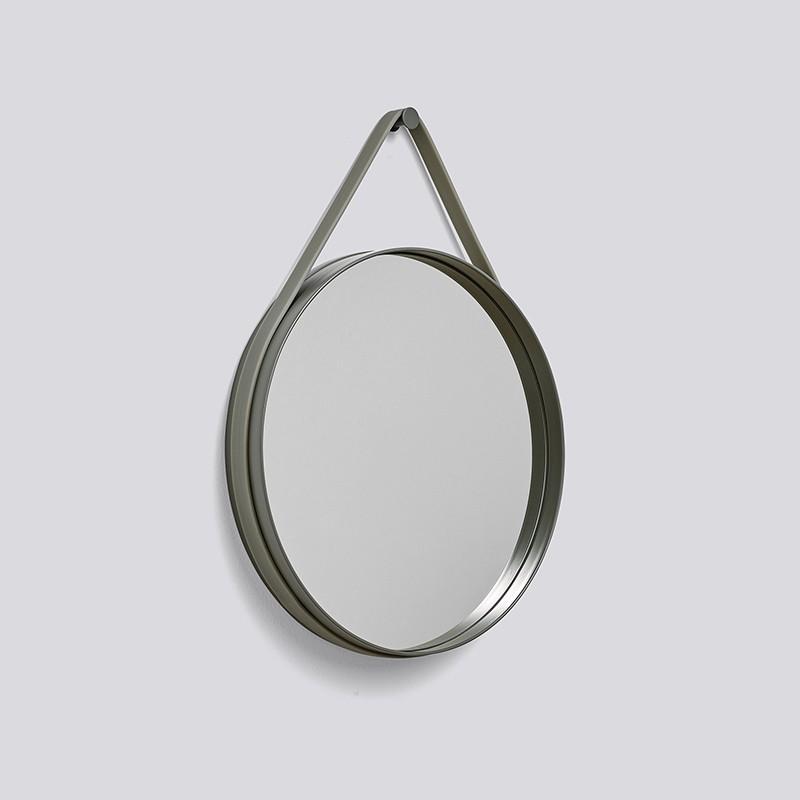 Strap Mirror Ø50 army_HAY_Livingdesign.jpg