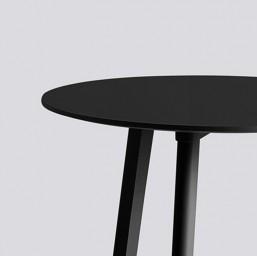CPH Deux 220 Table Round 75 H73 black-black laminate.jpg
