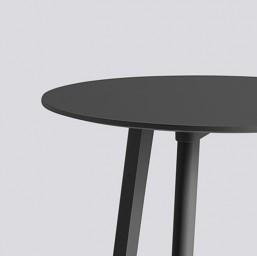 CPH Deux 220 Table Round 75 H73 dark grey-dark grey laminate.jpg