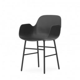 Z 602758_Form_Armchair_Black_1-NormannCopenhagen-Livingdesign kopie.jpg