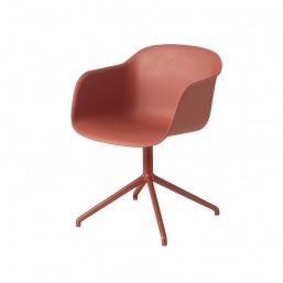 ZZ Fiber_chair_swivelbase_dusty red _ Muuto _ Livingdesign.jpg