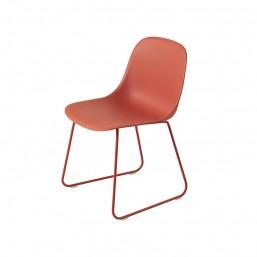ZZ Fiber_side_chair_sledbase_dustyred_livingdesign.jpg