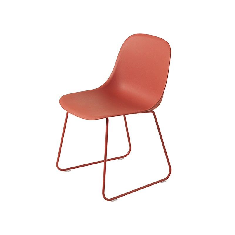 ZZ Fiber_side_chair_sledbase_dustyred_livingdesign.jpg