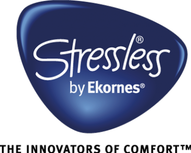 Stressless logo - innovators of comfort