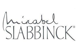 logo Mirakel Slabbinck - zwart op wit