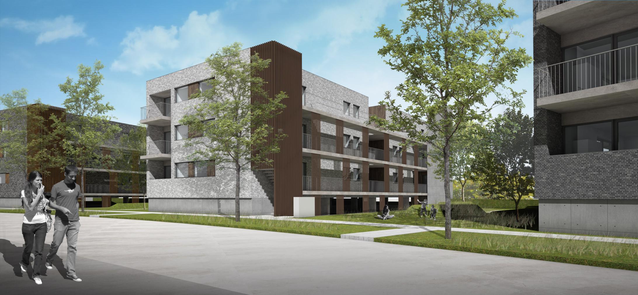 Sociale huisvesting4-Desselgem Vlaslaan-Claeys Architecten.jpg