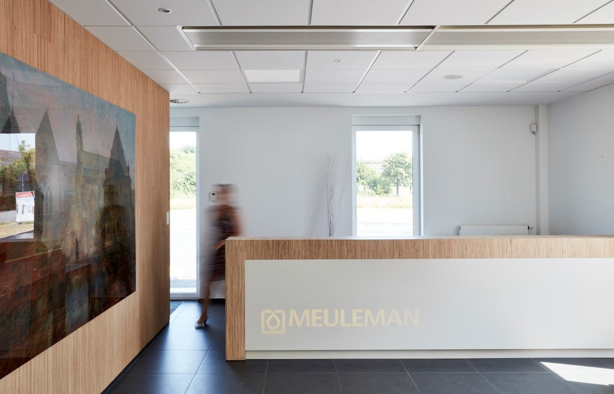 Kortrijk - kantoren Meuleman