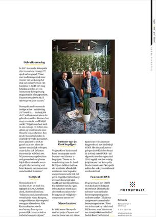 Artikel Sterck Magazine