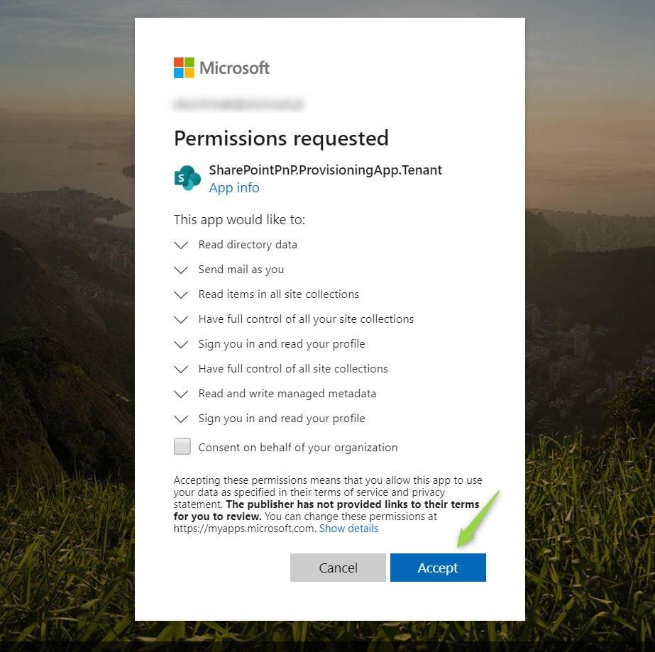 OneDrive phishing