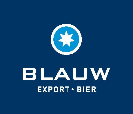 BLAUW - Export Bier - Logo