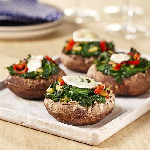 Gevulde portobellos met spinazie.jpg