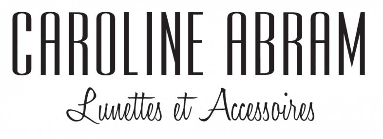 logo Caroline Abram
