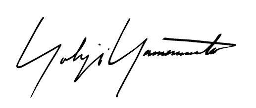 Logo Yohji Yamamoto