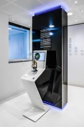 ZEISS museum 1e keer in België bij optiek Decraene