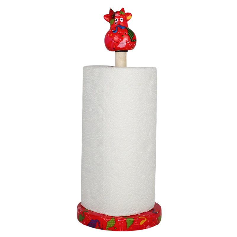 148-00512_A1_KitchenPaperHolder_Cow_Bella_Red.png