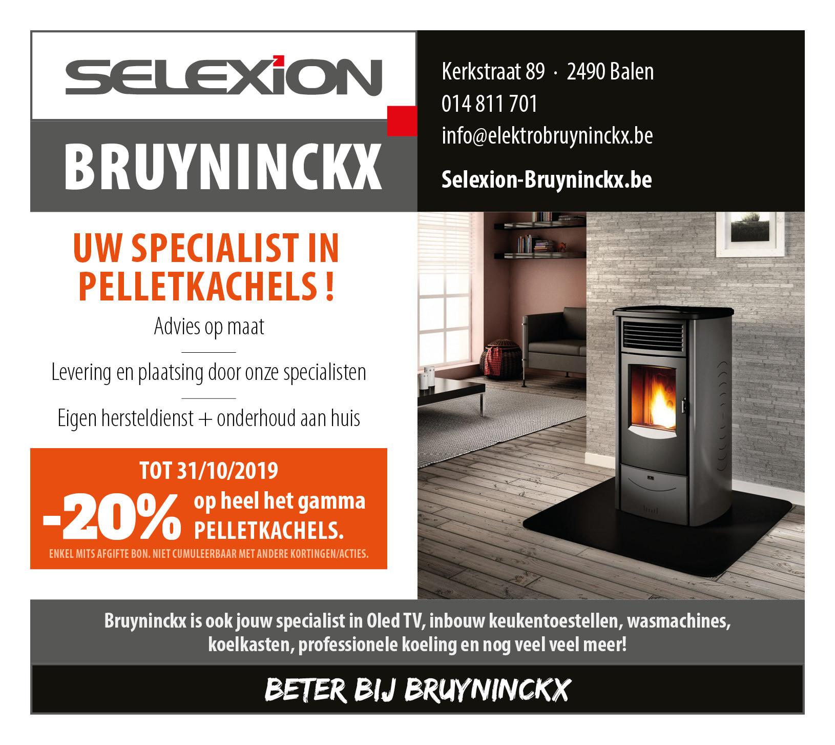 selexion bruyninckx