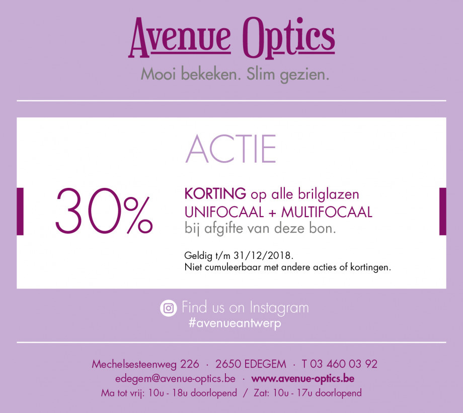 Avenue Optics