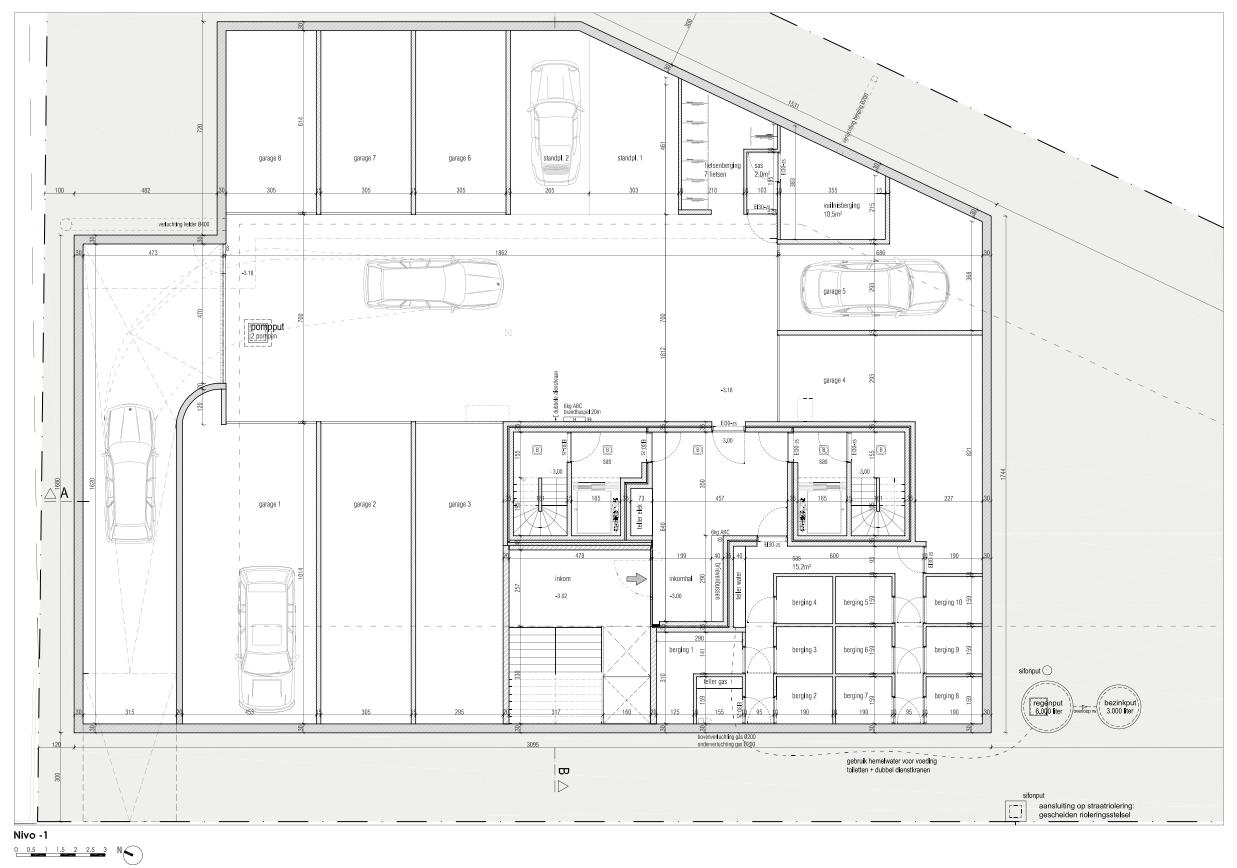 Hans Wegner - Garages & Bergingen