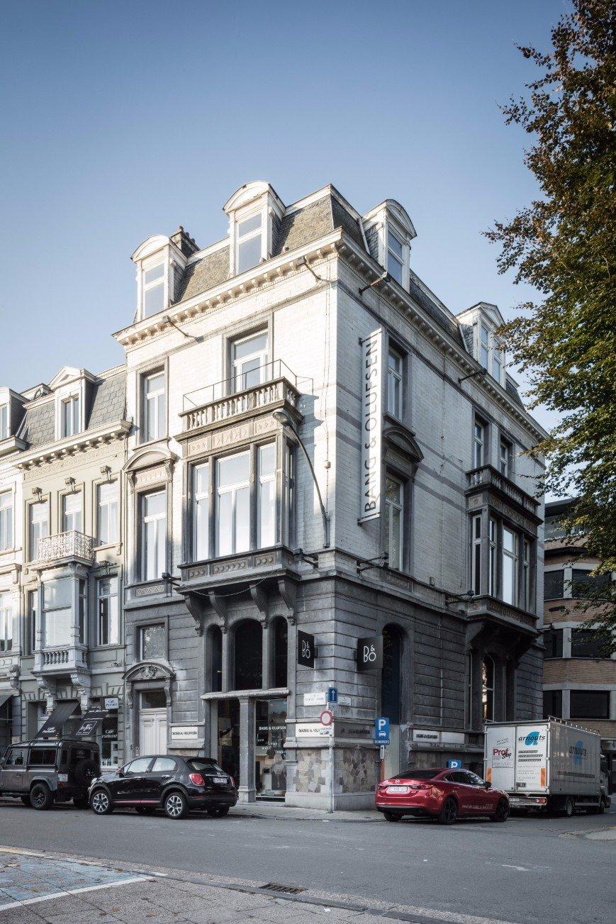 Rietveld House Gent