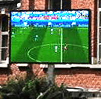 Large screen
